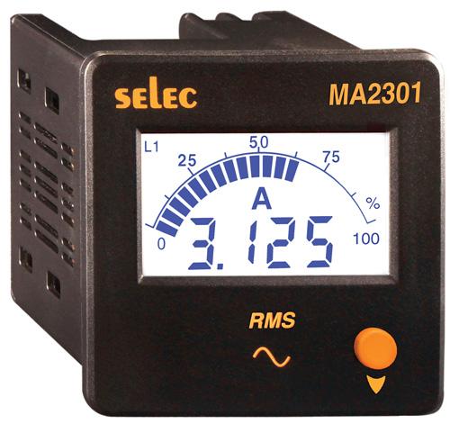 MV15 Series (LED Voltage Meters)