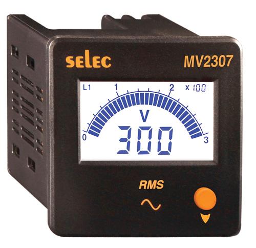MF16 Series (Frequency Meter)