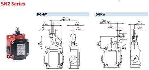 SN2 Series DGHW