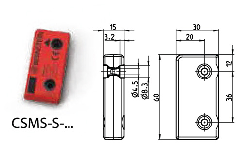 CSMS- Switches & Actuators