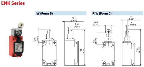 ENK Series IW (Form B)
