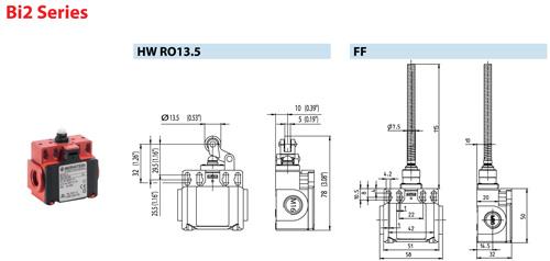 Bi2 Series HW RO13.5