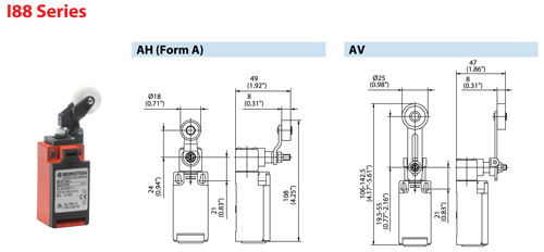 I88 Series AH (Form A)