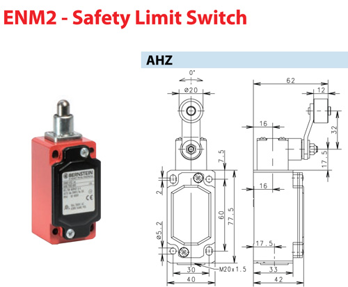 ENM2 - Safety Limit Switch AHZ