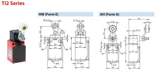 Ti2 Series HW (Form E)