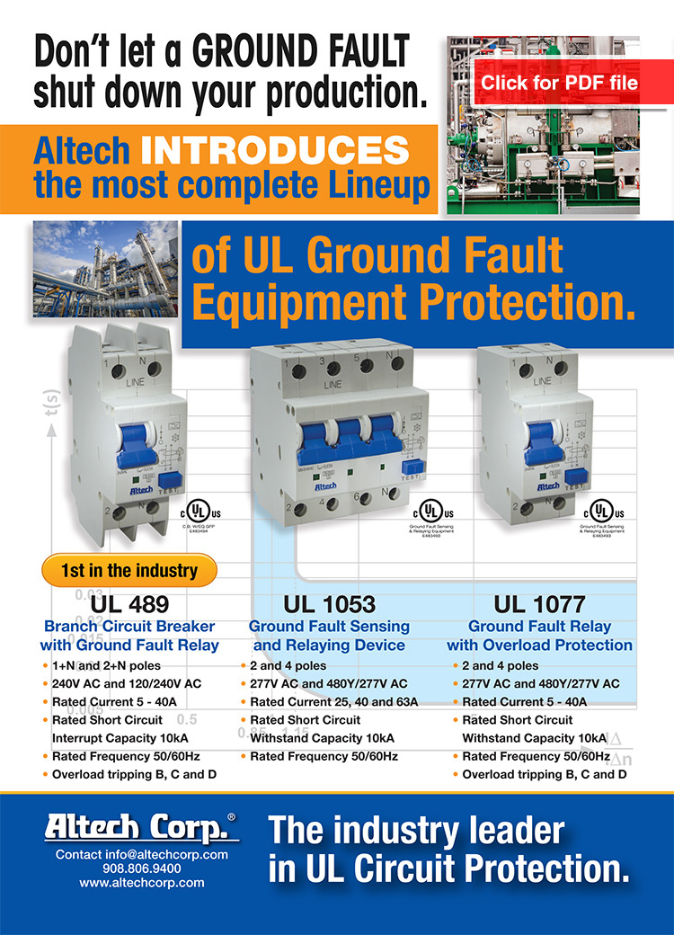 Altech Circuit Protection Devices on