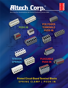 Altech PCB catalog cover