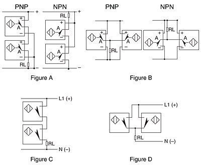 EcoSensors7 cylindrical sensors Single Pole Switch Wiring Diagram at nearapp.co