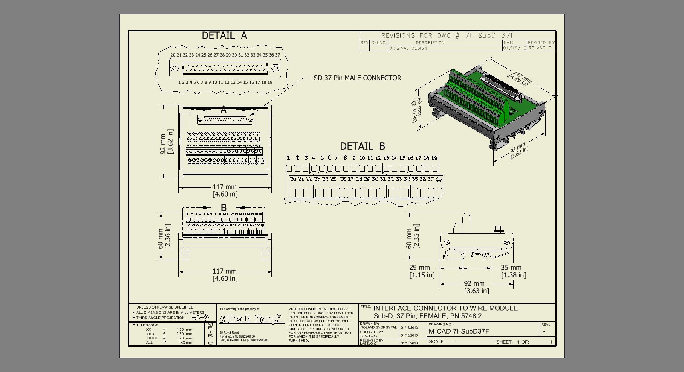 Interface Modules Pdf On Electrical Relay D Femalepdf