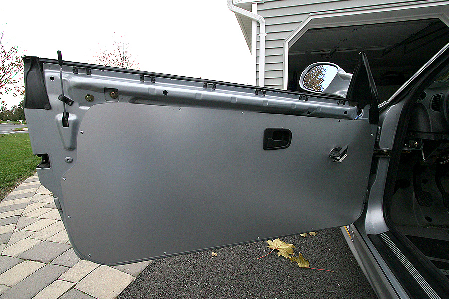 Thread: Images Of My Aluminum Door Panels
